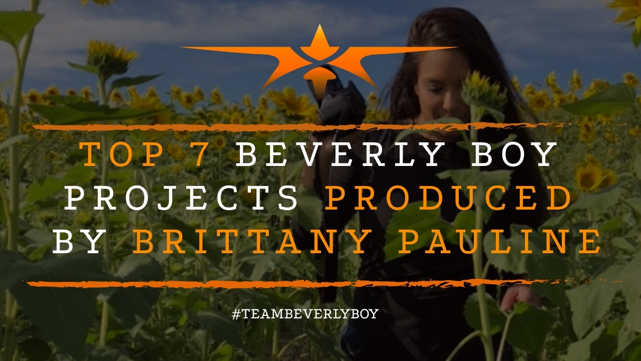 Producer Brittany Pauline