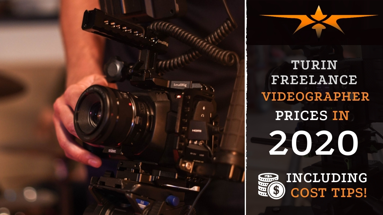 Turin Freelance Videographer Prices in 2020