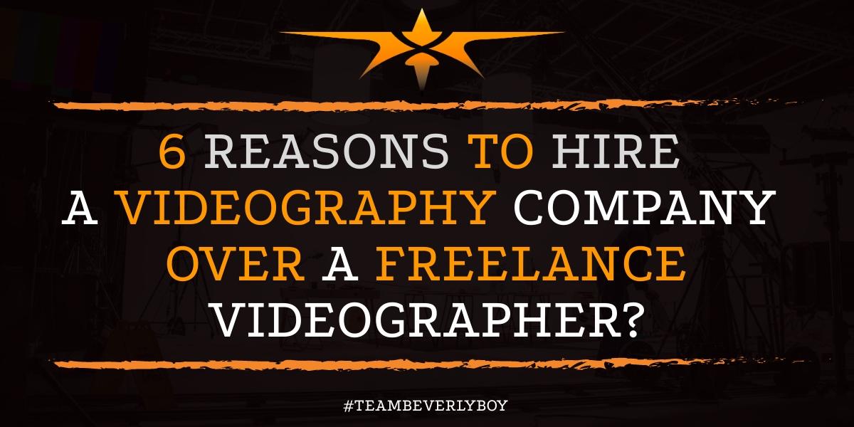 Videography Company