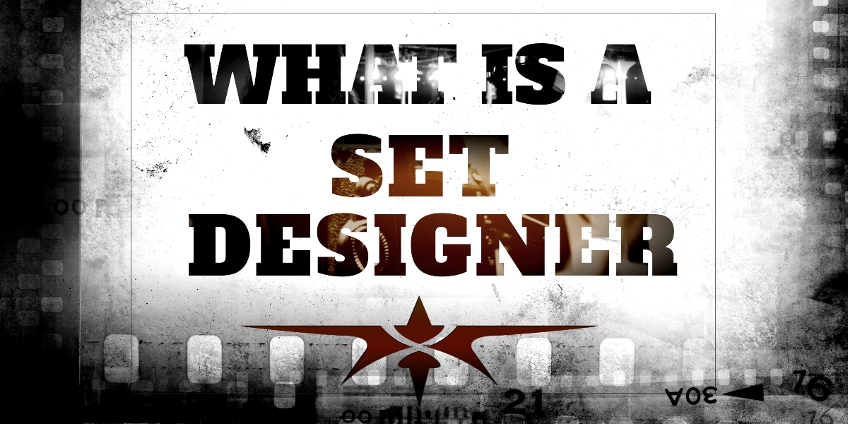 What is a Set Designer