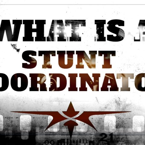 What is a Stunt Coordinator