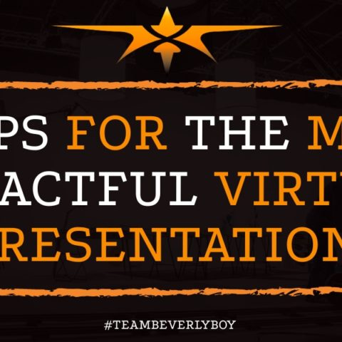 4 Tips for the Most Impactful Virtual Presentations