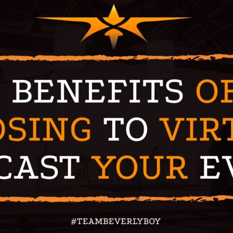 5 Benefits of Choosing to Virtual Webcast Your Event