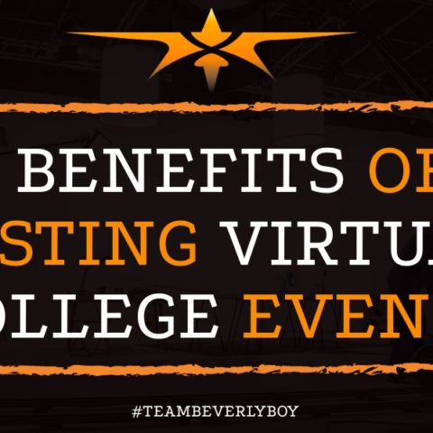 5 Benefits of Hosting Virtual College Events