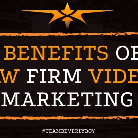 5 Benefits of Law Firm Video Marketing