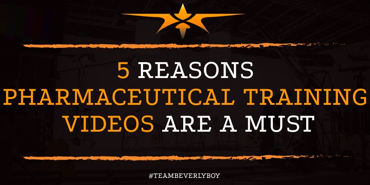 5 Reasons Pharmaceutical Training Videos are a Must