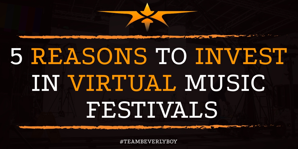 5 Reasons to Invest in Virtual Music Festivals