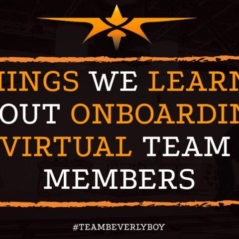 5 Things We Learned About Onboarding Virtual Team Members