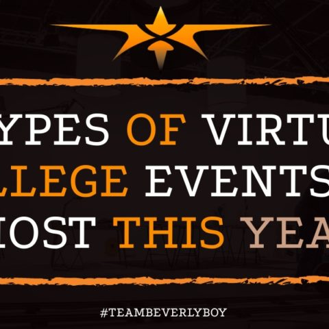 5 Types of Virtual College Events to Host this Year