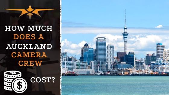 Auckland camera crew cost