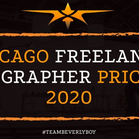 Chicago Freelance Videographer Prices in 2020