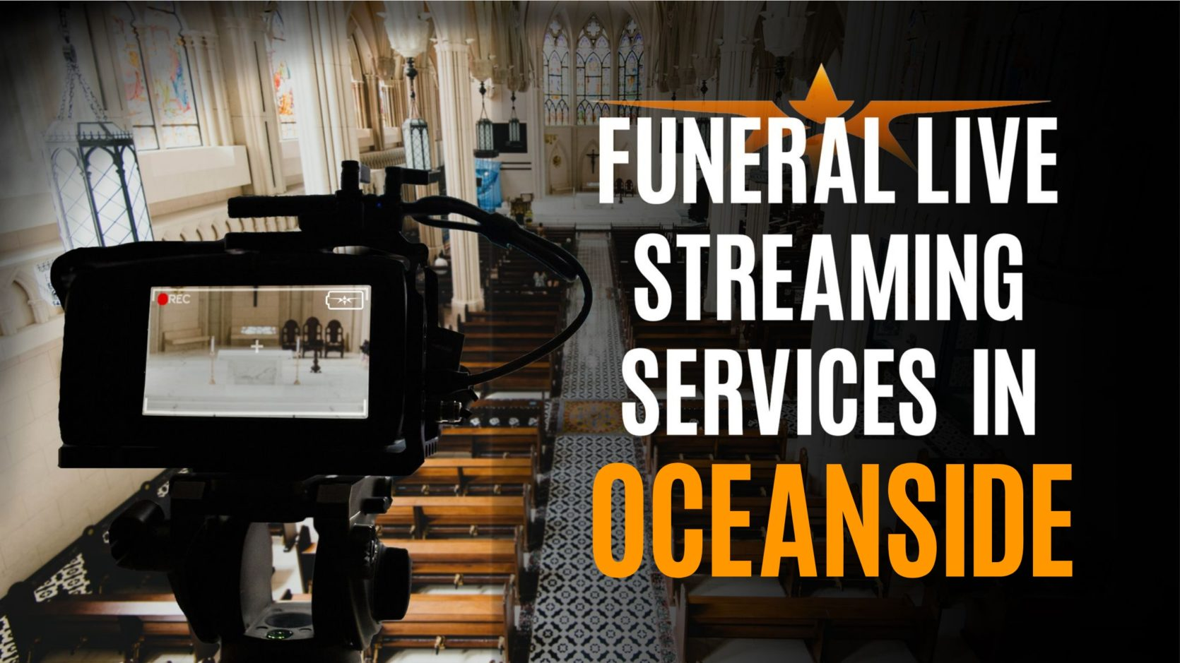 Funeral Live Streaming Services in Oceanside