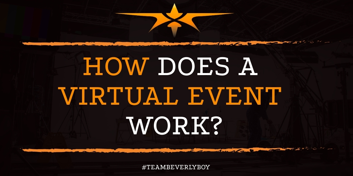 How Does a Virtual Event Work-