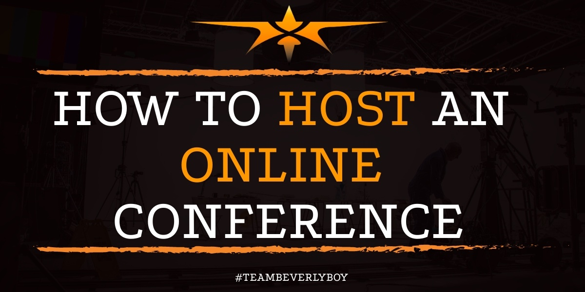 How to Host an Online Conference