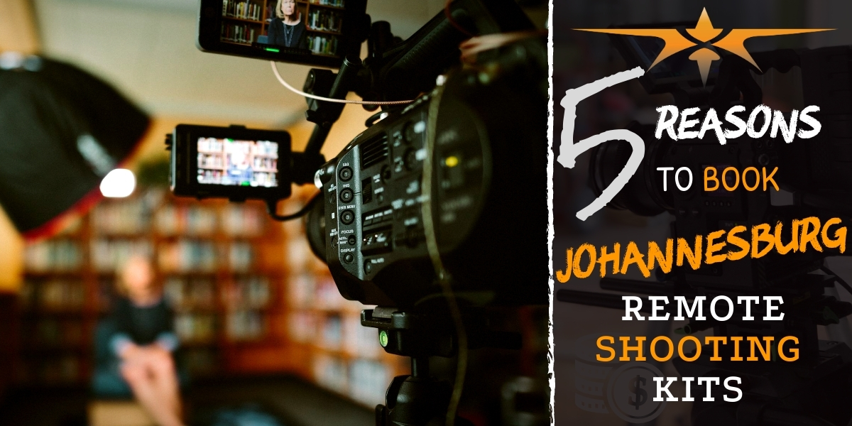 Johannesburg Remote Shooting Kits