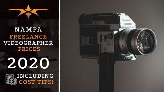 Nampa Freelance Videographer Prices in 2020