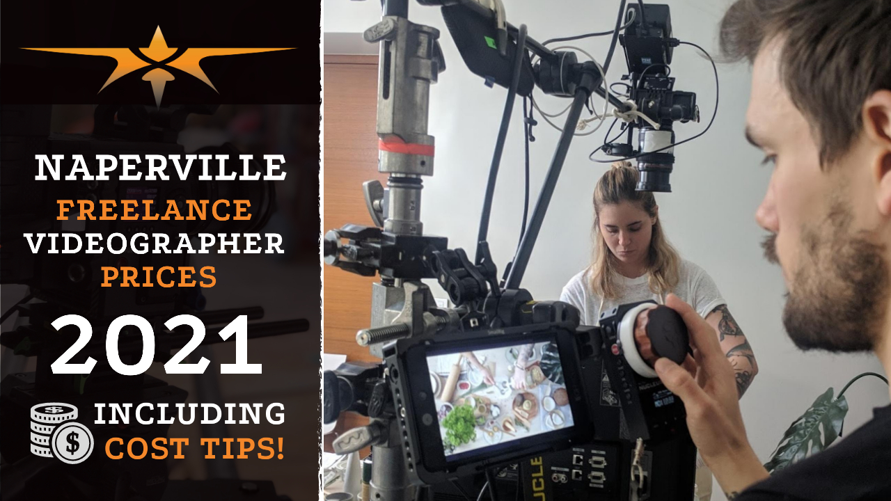 Naperville Freelance Videographer in 2021