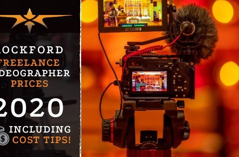 Rockford Freelance Videographer Prices in 2020