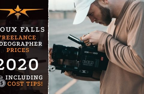 Sioux Falls Freelance Videographer Prices in 2020