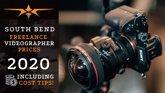 South Bend Freelance Videographer Prices in 2020