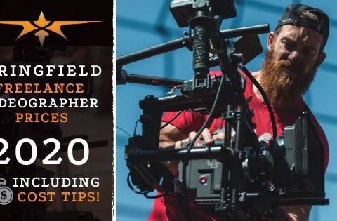 Springfield Freelance Videographer Prices in 2020