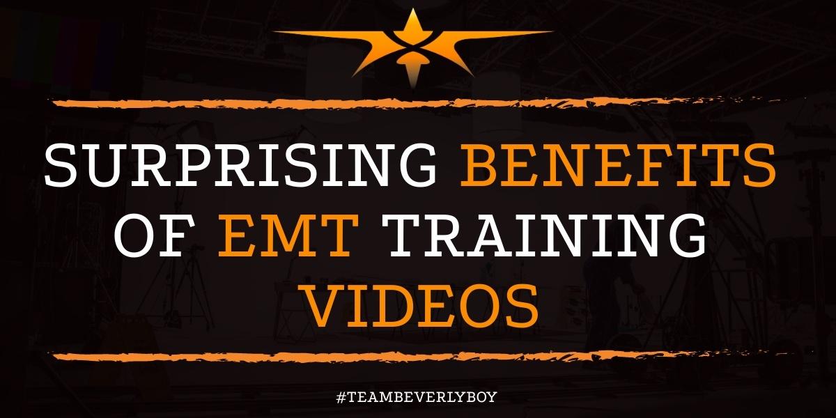 Surprising Benefits of EMT Training Videos