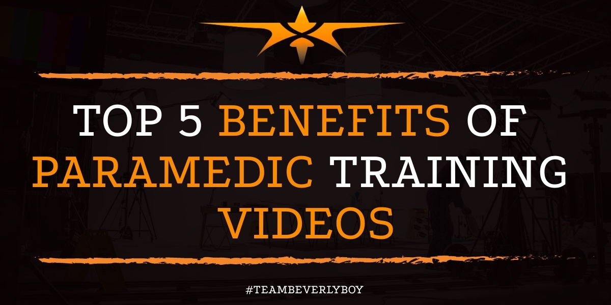 Top 5 Benefits of Paramedic Training Videos