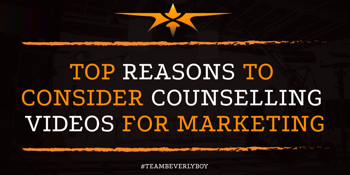 Top Reasons to Consider Counselling Videos for Marketing