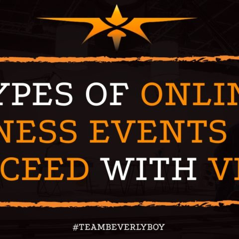 Types of Online Business Events that Succeed with Video