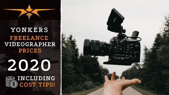 Yonkers Freelance Videographer Prices in 2020
