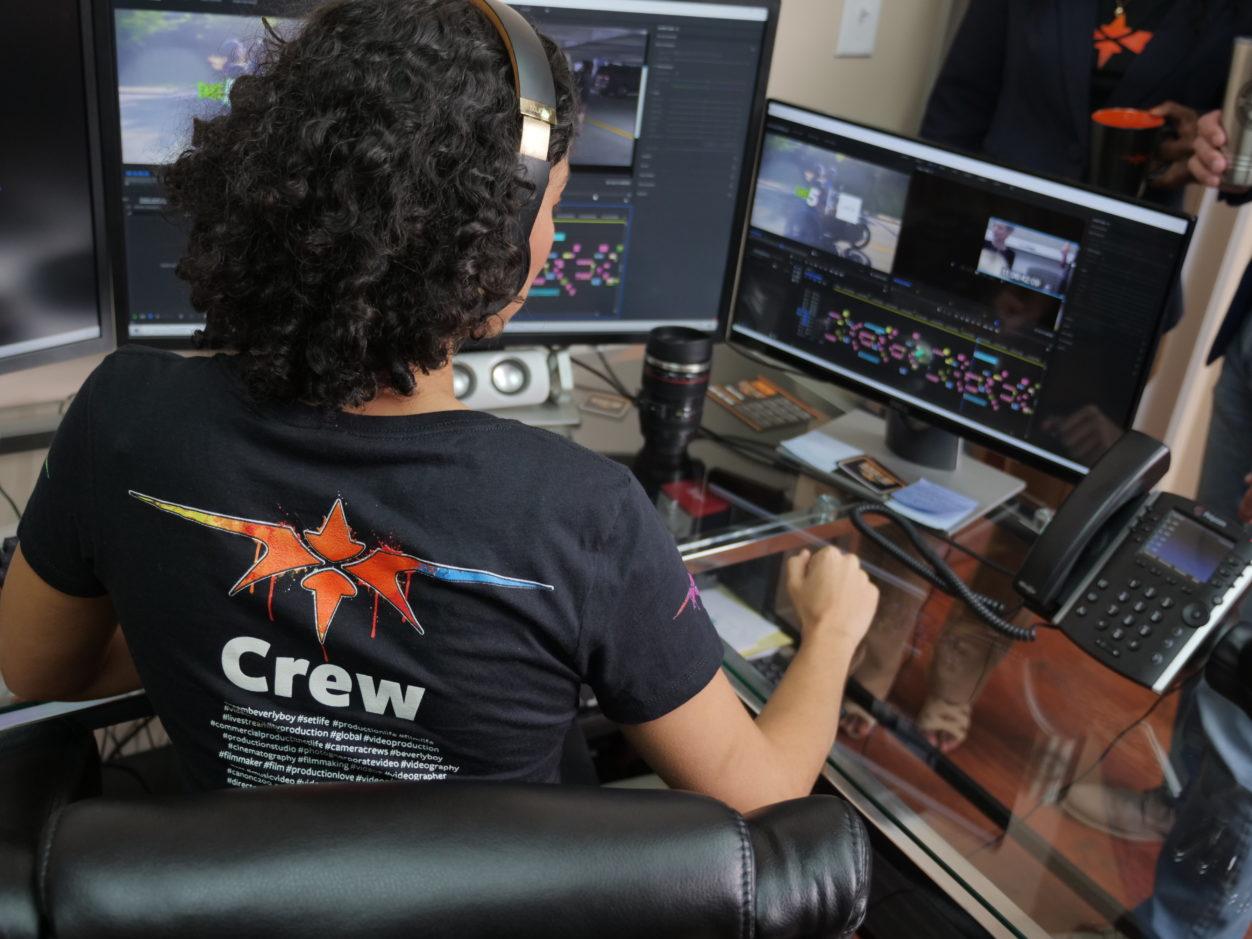 BBP post production editing
