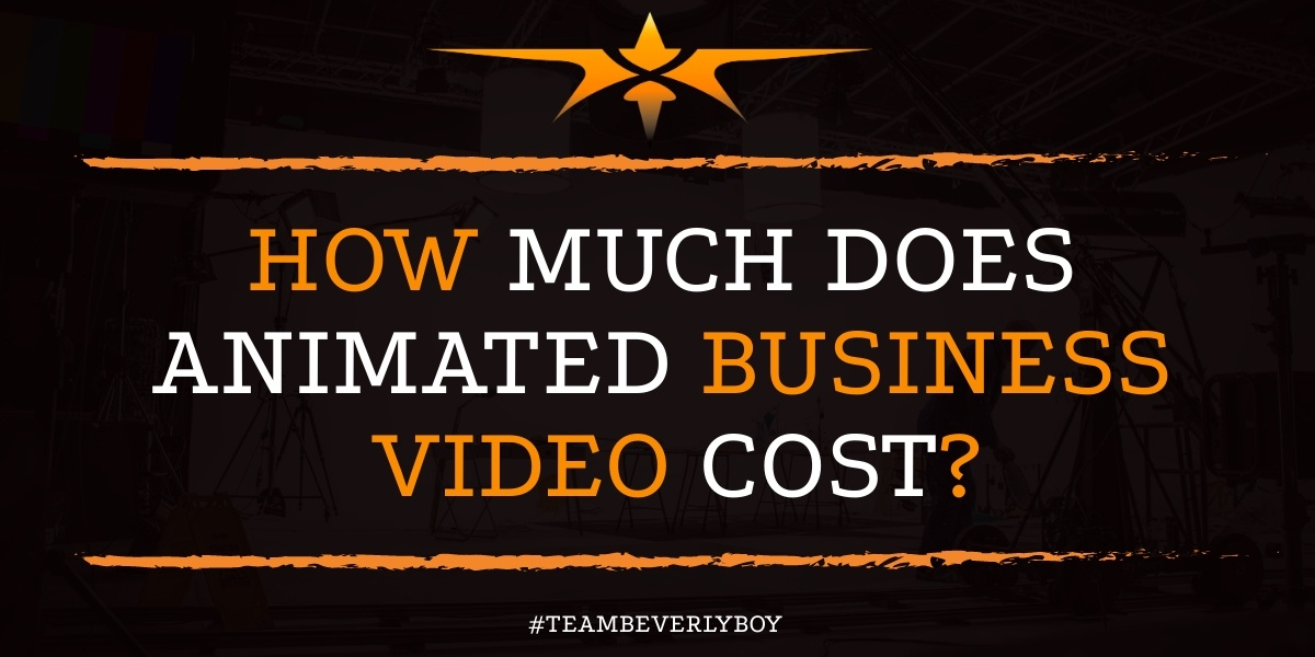 How Much Does Animated Business Video Cost
