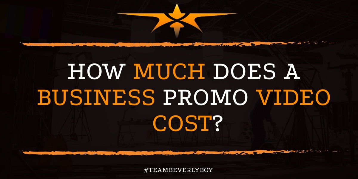 How Much Does a Business Promo Video Cost