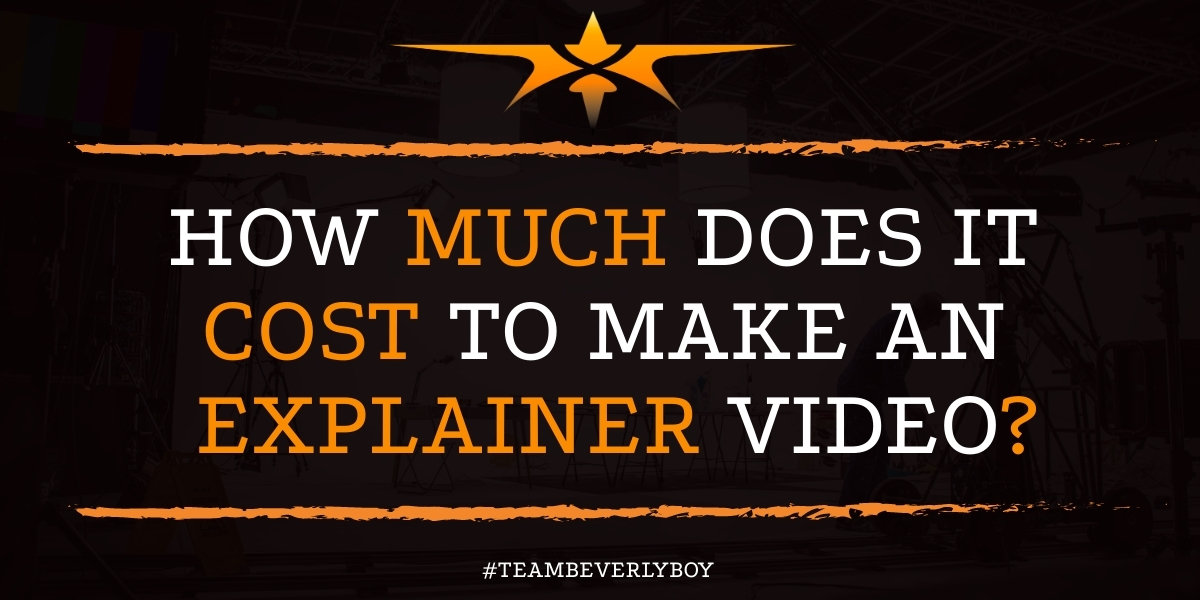 How Much Does it Cost to Make an Explainer Video