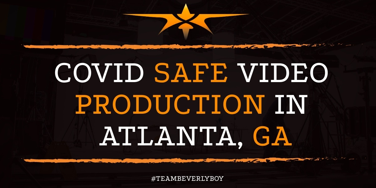 COVID Safe Video Production in Atlanta