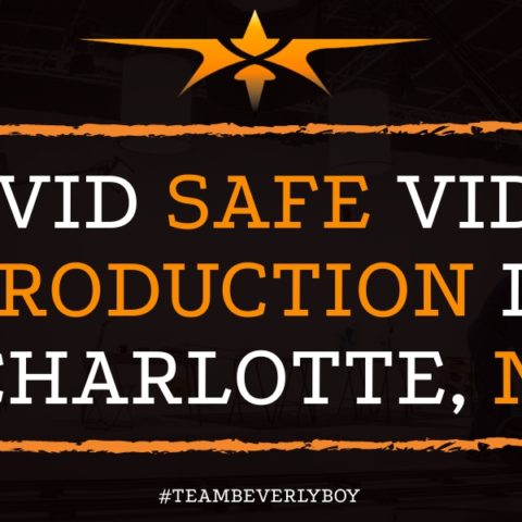 COVID Safe Video Production in Charlotte, NC