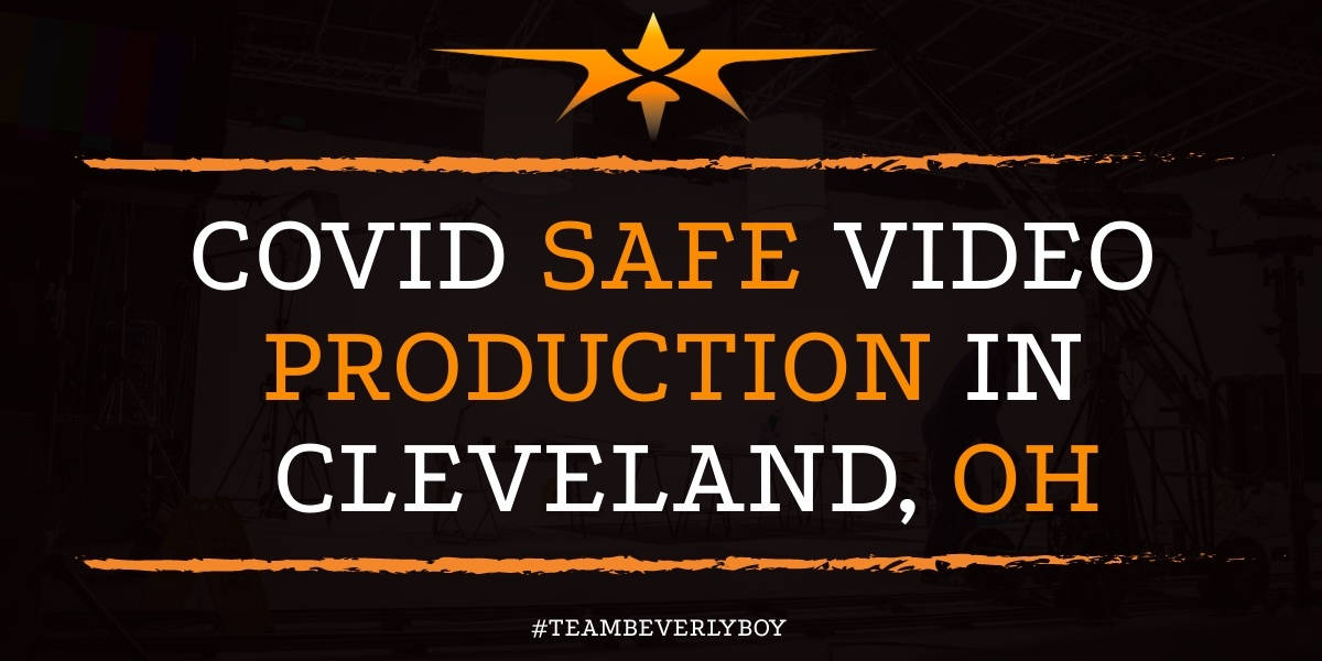 COVID Safe Video Production in Cleveland, OH