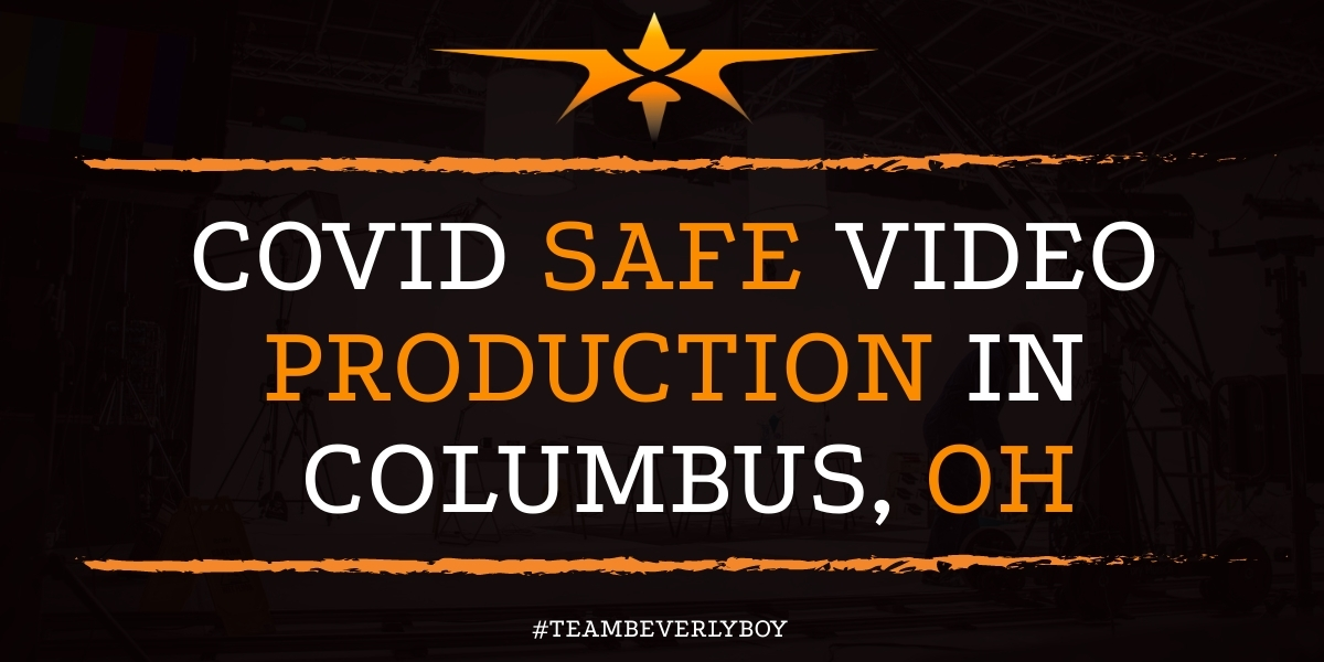 COVID Safe Video Production in Columbus, OH