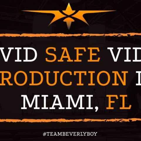 COVID Safe Video Production in Miami, FL