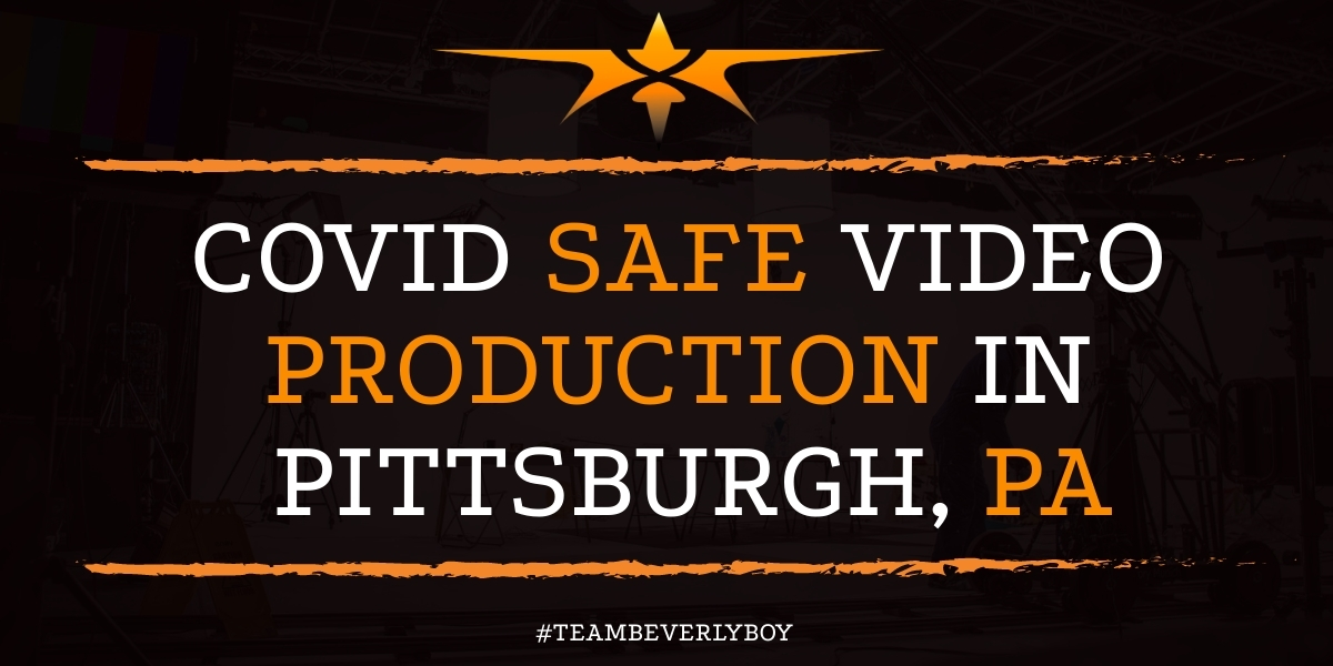 COVID Safe Video Production in Pittsburgh, PA