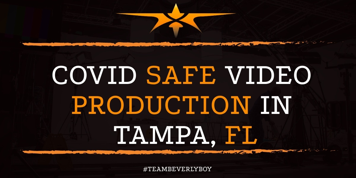 COVID Safe Video Production in Tampa, FL