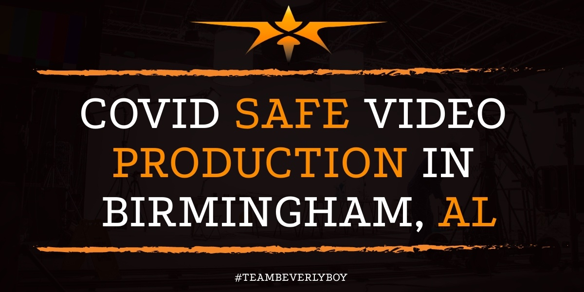 Covid Safe Video Production in Birmingham, AL