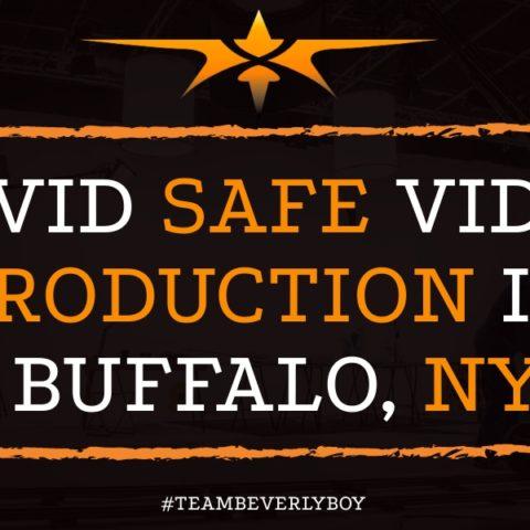 Covid Safe Video Production in Buffalo, NY