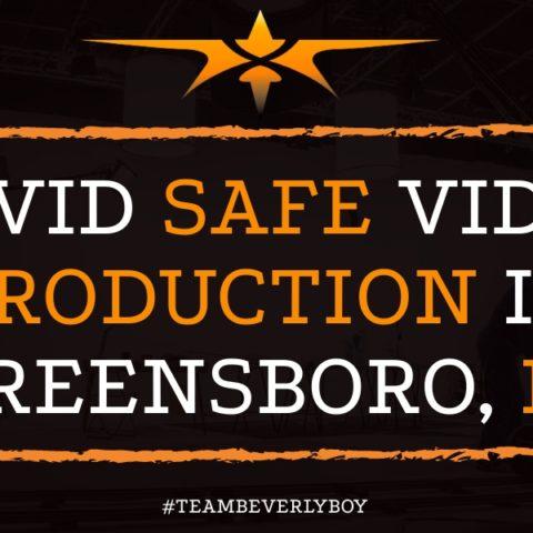 Covid Safe Video Production in Greensboro, NC