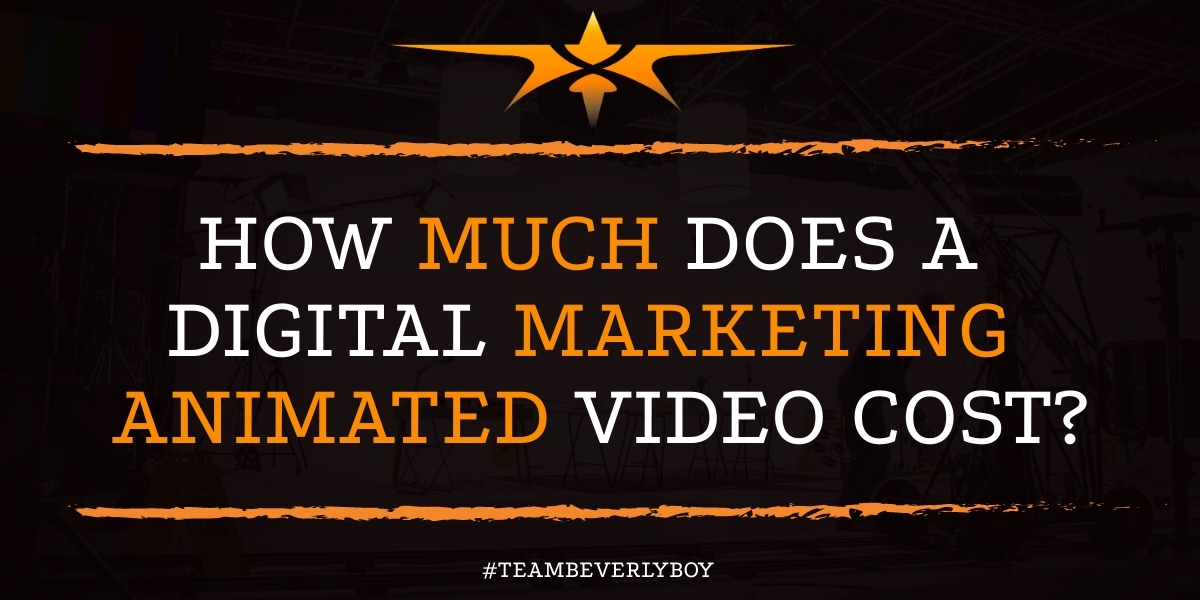 How Much Does a Digital Marketing Animated Video Cost