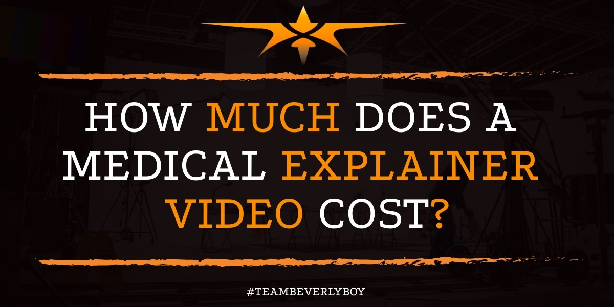How Much Does a Medical Explainer Video Cost