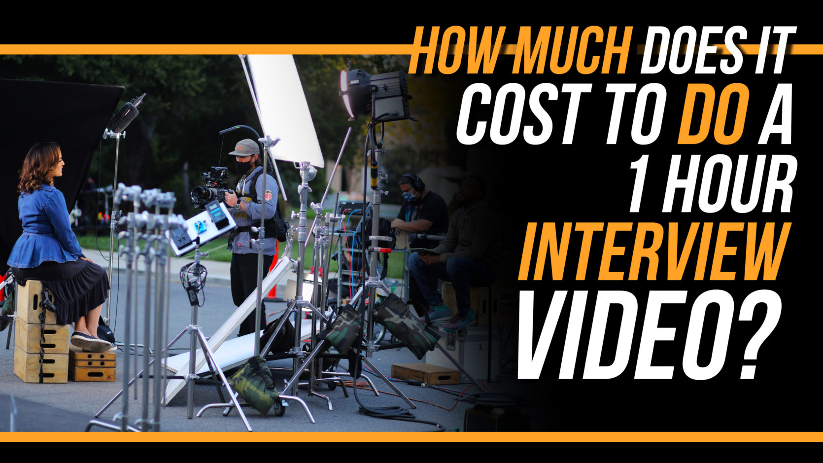 How much it Cost to Do a 1 hour Interview