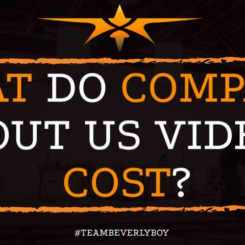 What Do Company About Us Videos Cost?