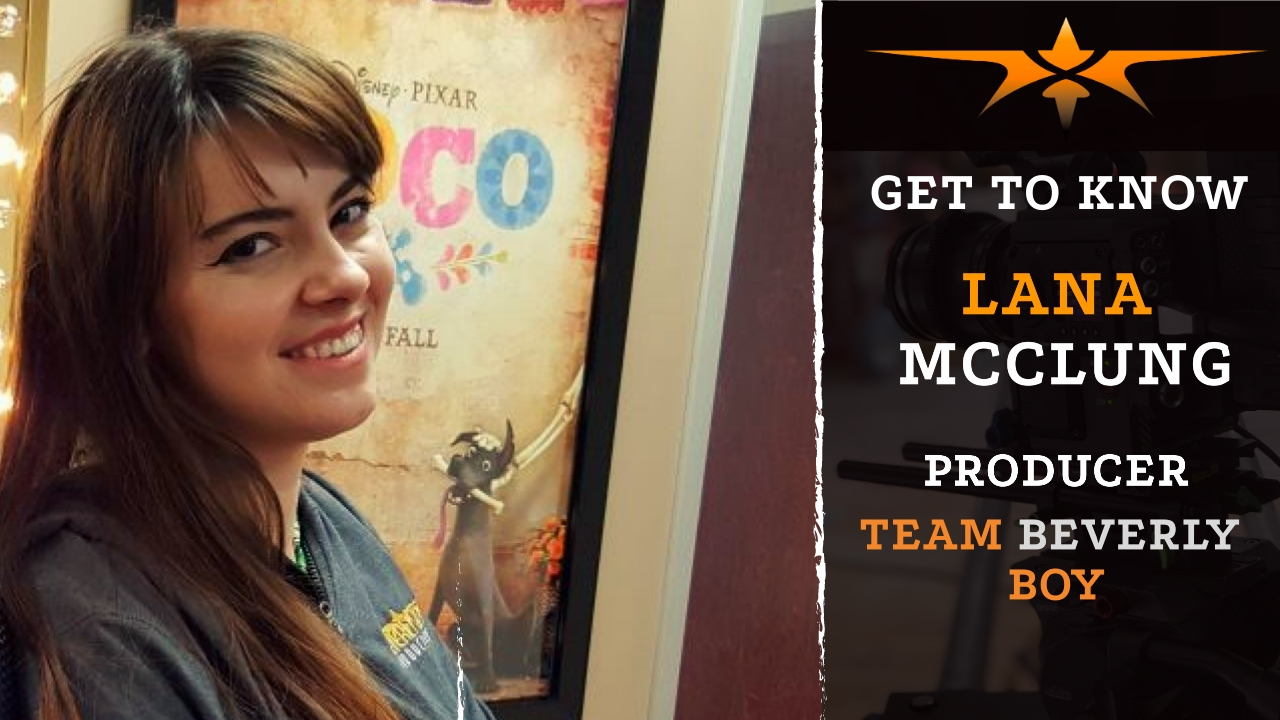 Get to Know Lana McClung, Producer at Beverly Boy Productions