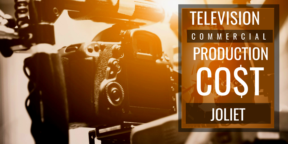 How much does it cost to produce a commercial in Joliet-